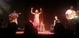 Kiran Ahluwalia at Alberta Rose Theater