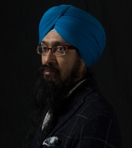 Vish Portrait