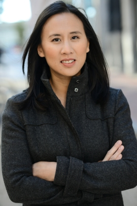Celeste Ng (c) Kevin Day Photography