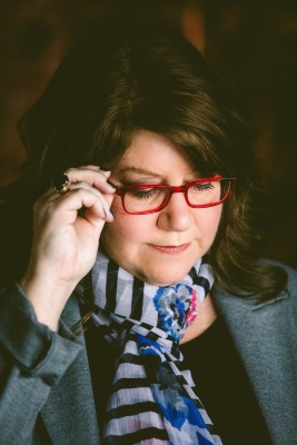 Brenda Rufener color author photo, Carolyn Scott Photography